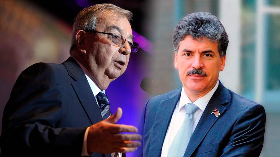 Грудинин и Примаков