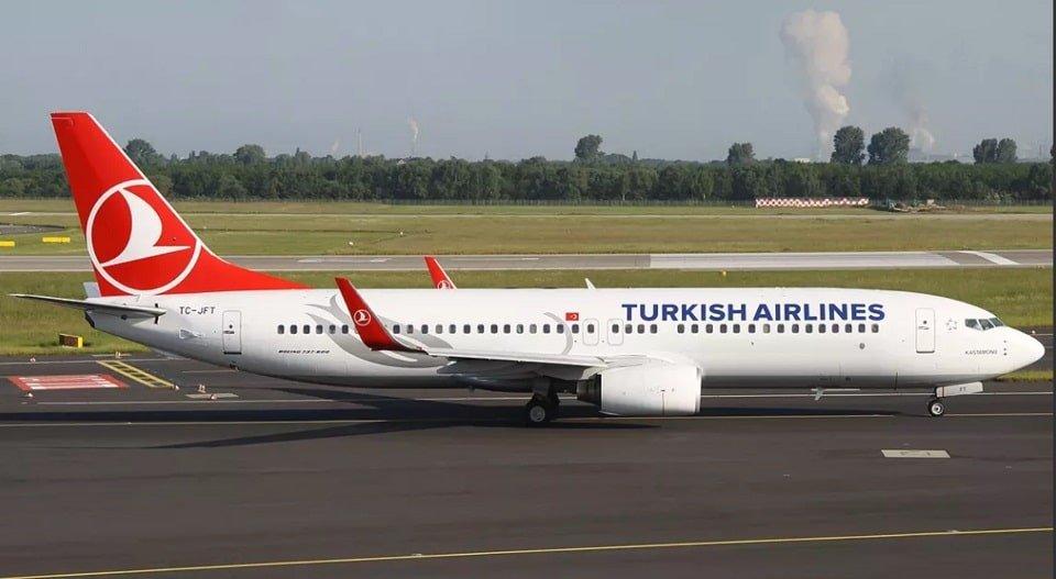 Боинги в Турции