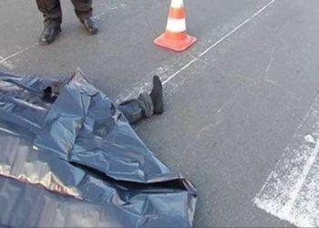 ДТП со сбитием пешехода