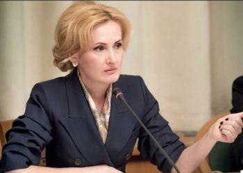 Депутат Яровая