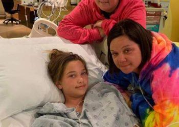 Кайли после операции