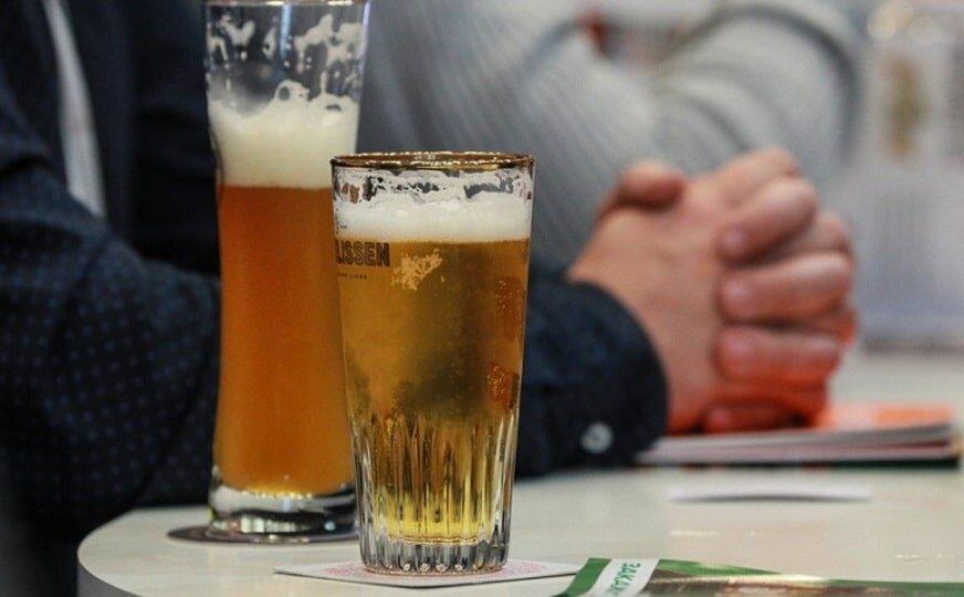 Пиво - алкоголь