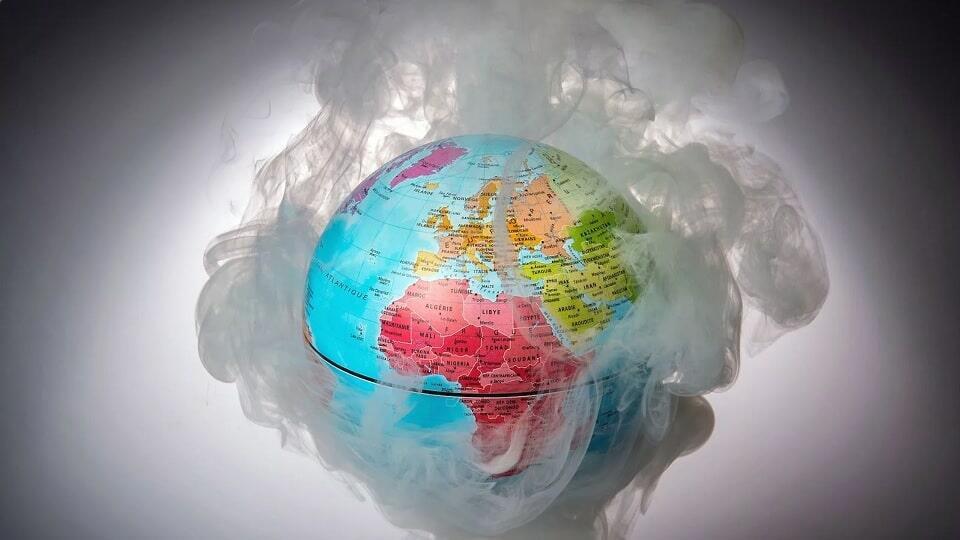 Потепление Земли