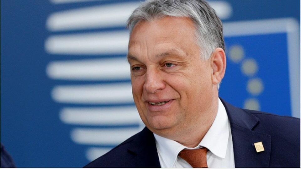 Премьер-министр Венгрии Орбан