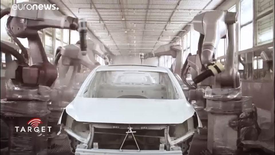 Производство электромобилей в Кутаиси