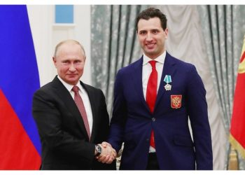 Путин и Ротенберг