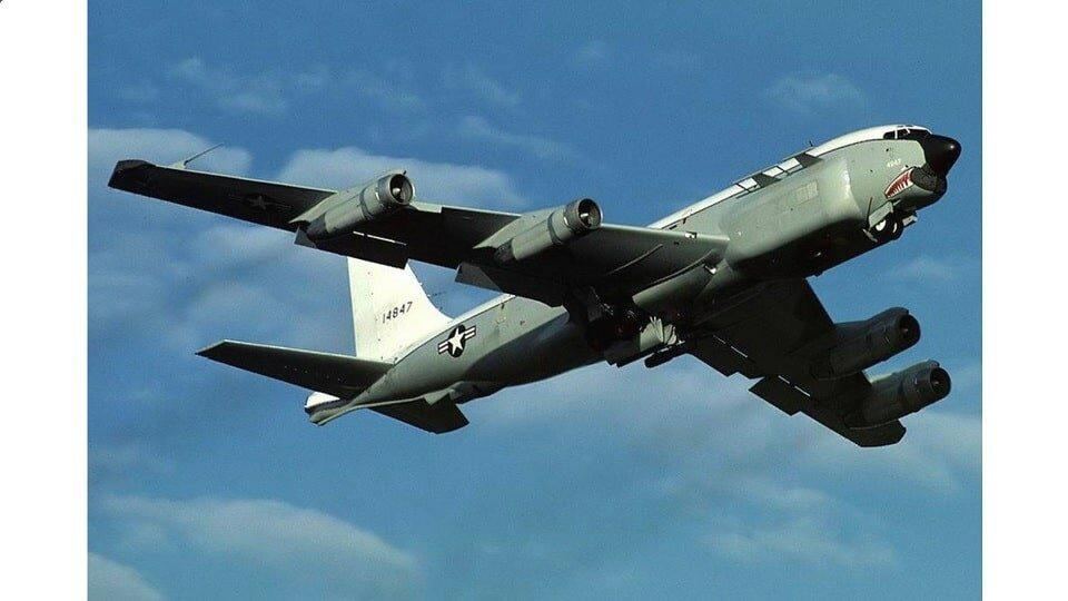 Самолеты ВВС США в Венесуэле