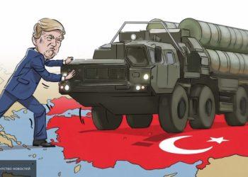 Санкции против С-400