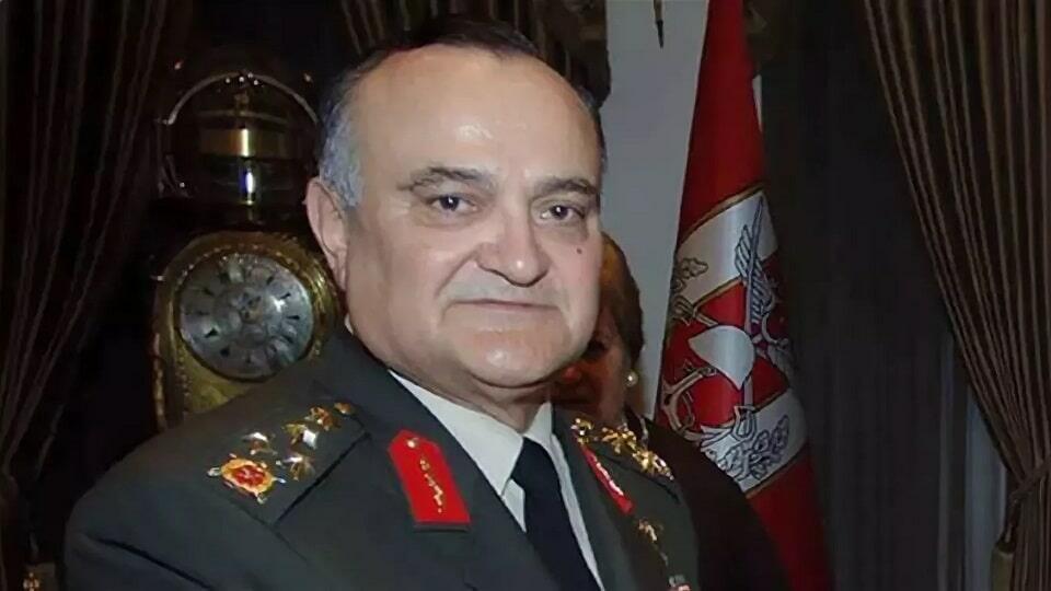 ВС Турции Эргин Сайгун