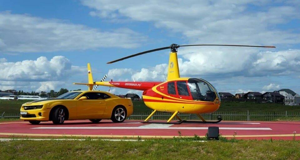 Вертолеты-такси