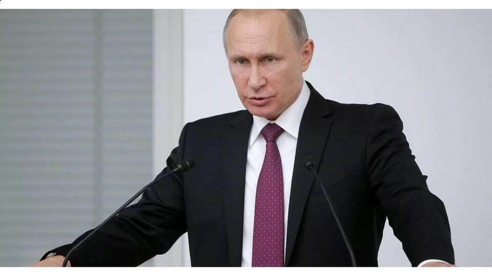Владимир Путин поручает