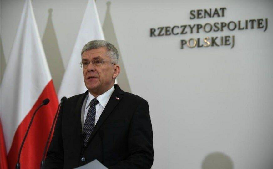 маршал польского сената Станислав Корчевский