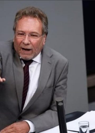 председатель комитета бундестага по экономике и энергетике Клаус Эрнст