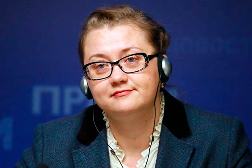 Ирина Калабихина