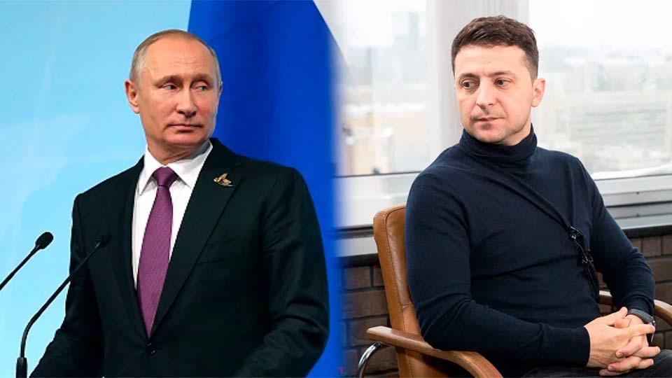 Чем отличаются отчеты пресс-служб Российской Федерации иУкраины отелефонном разговоре президентов