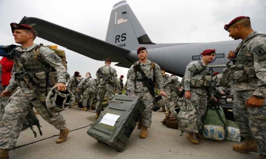 Военные США в Германии