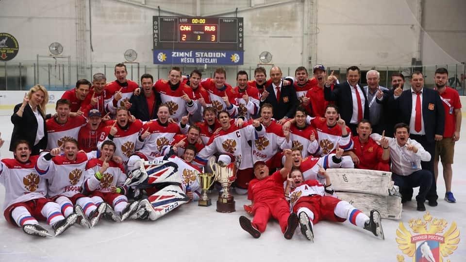 Молодежная сборная России 2019