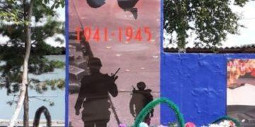 Памятник солдатам НАТО
