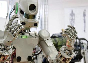Робот `Федор`
