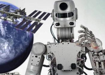Робот `Федора`