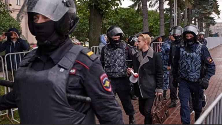 Задержан житель Подмосковья, который угрожал расправой над детьми силовиков