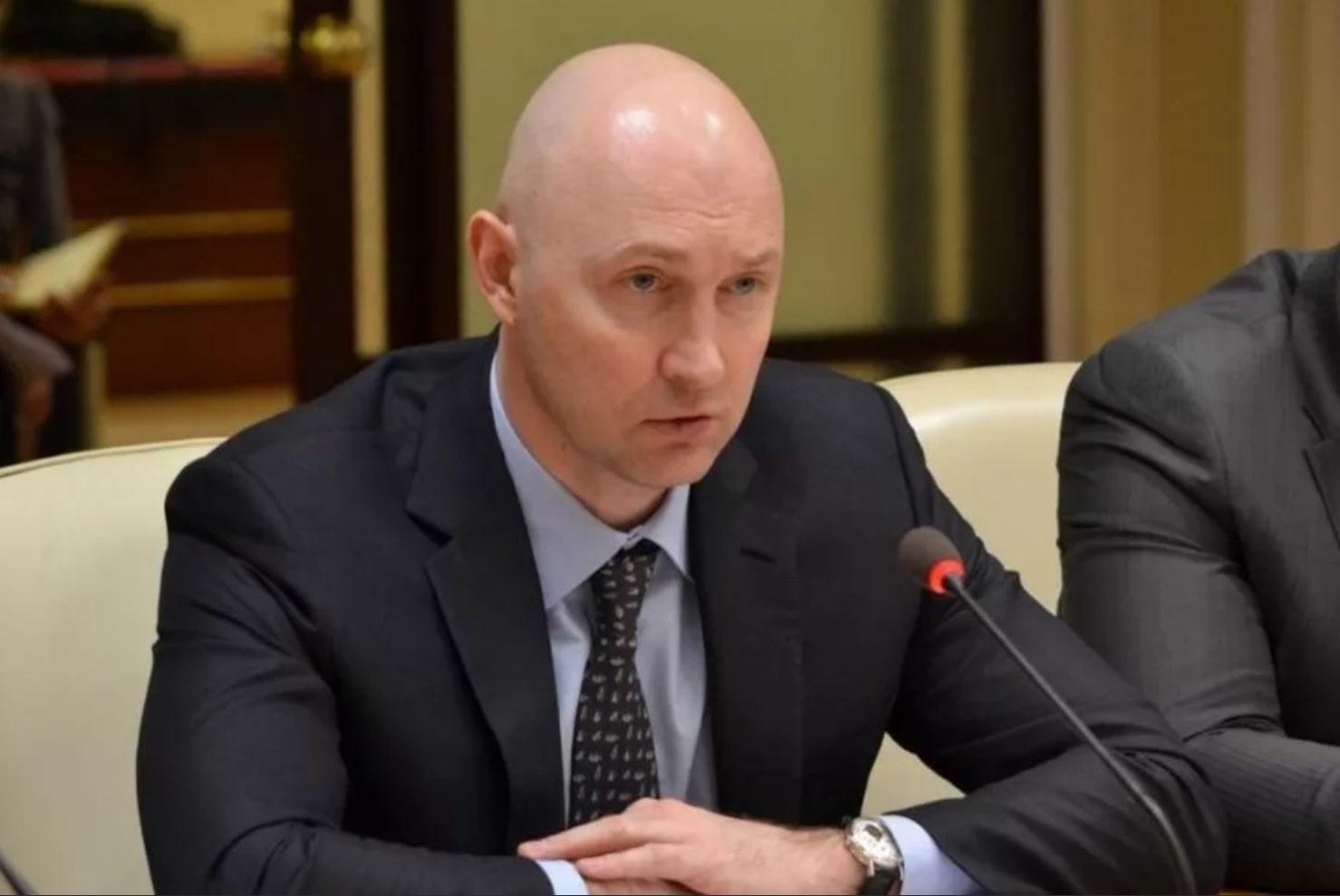 депутат Государственной Думы Михаил Старшинов