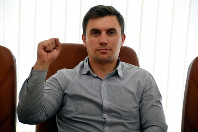 Николай Бондаренко депутат от КПРФ Саратовской областной думы и последовательный критик власти