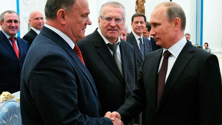 Власть в России перезрела и может упасть прямо в руки, готова ли КПРФ к такому подарку
