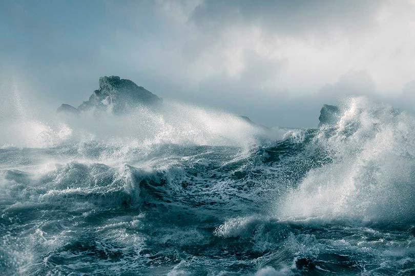 Землетрясение в Тихом океане 2019