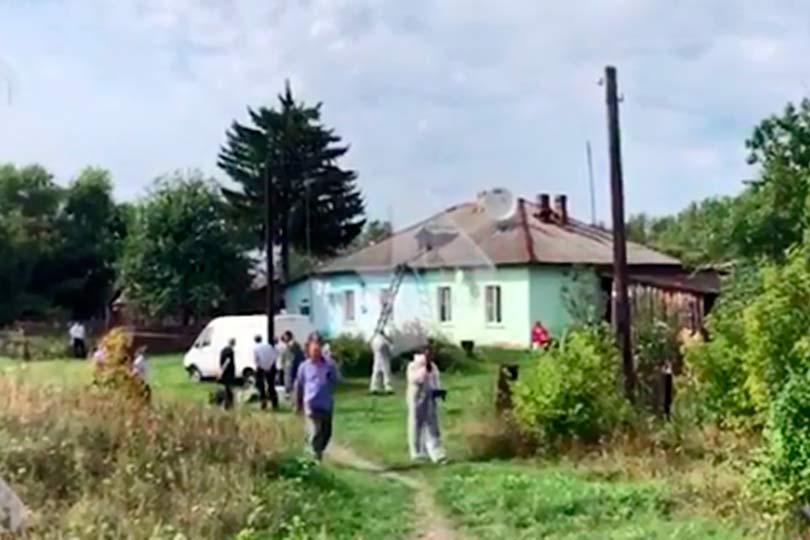 Убийство в Ульяновске