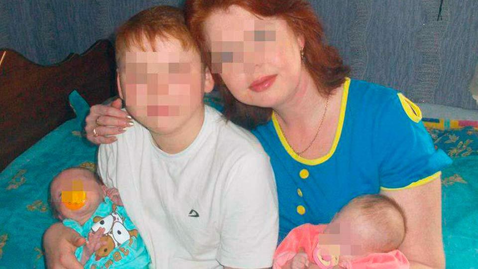 Погибшая семья под Ульяновском