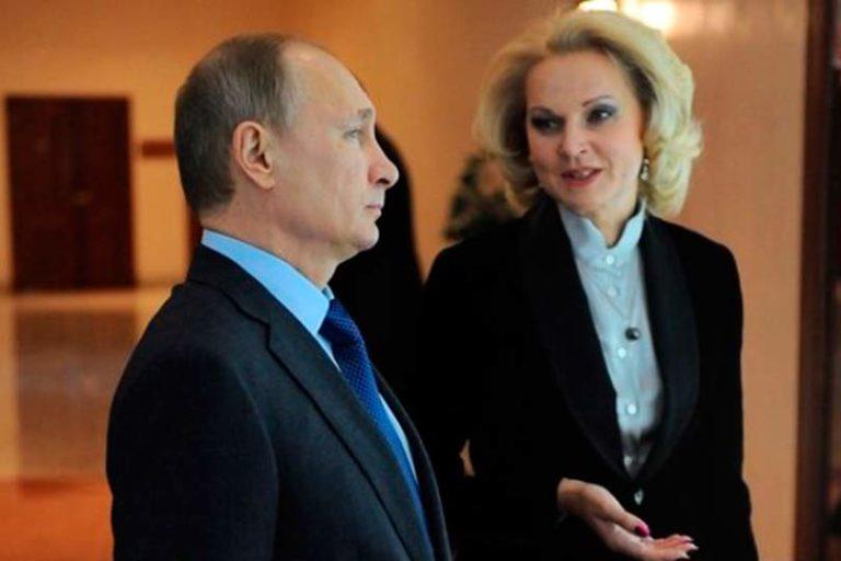 Путин по-отечески пожурил Голикову и Скворцову… Но не уволил