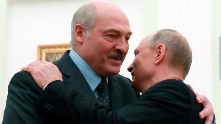 Возможно ли объединение России и Беларуси восстановить пошатнувшийся рейтинг Путина