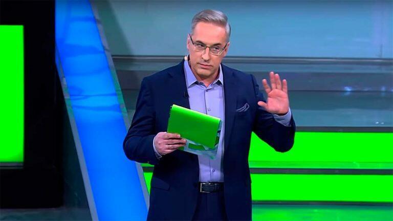 Андрей Норкин отдохнул, загорел, вышел в первый эфир с программой «Место встречи» и всем стало веселее