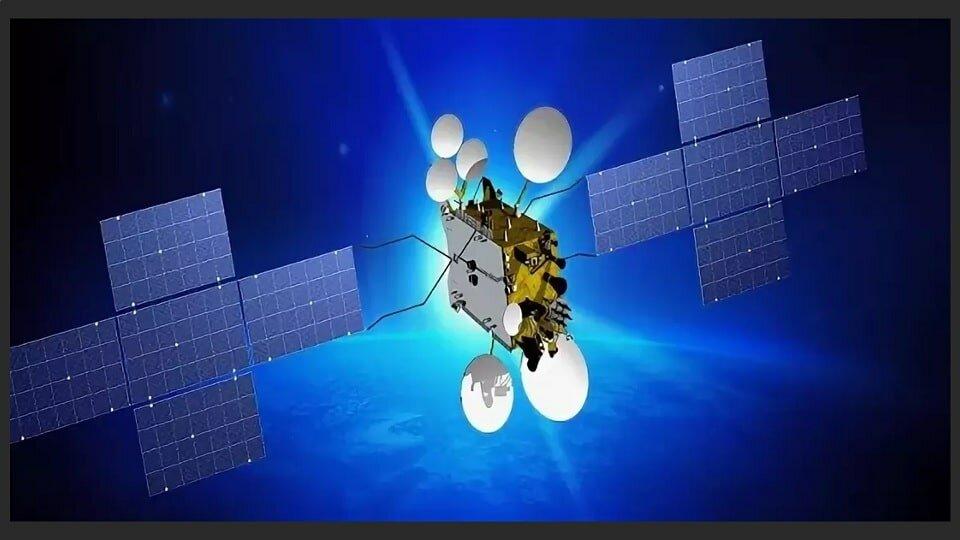 военный спутник связи `Благовест`