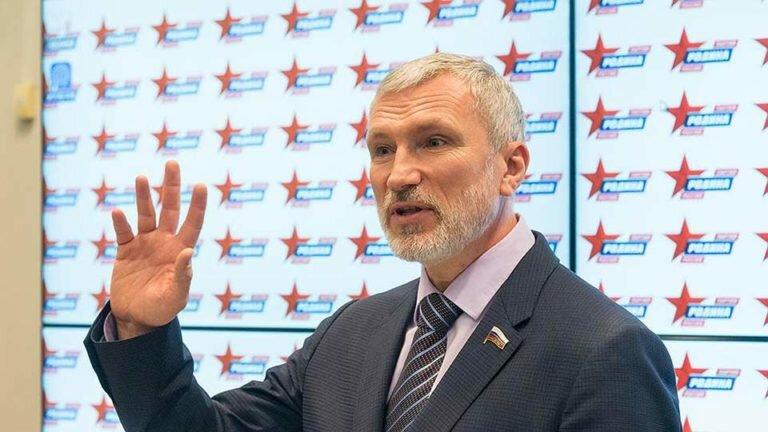 Председатель партии «Родина» Журавлев, обвинил США в разведении пожаров в сибирской тайге
