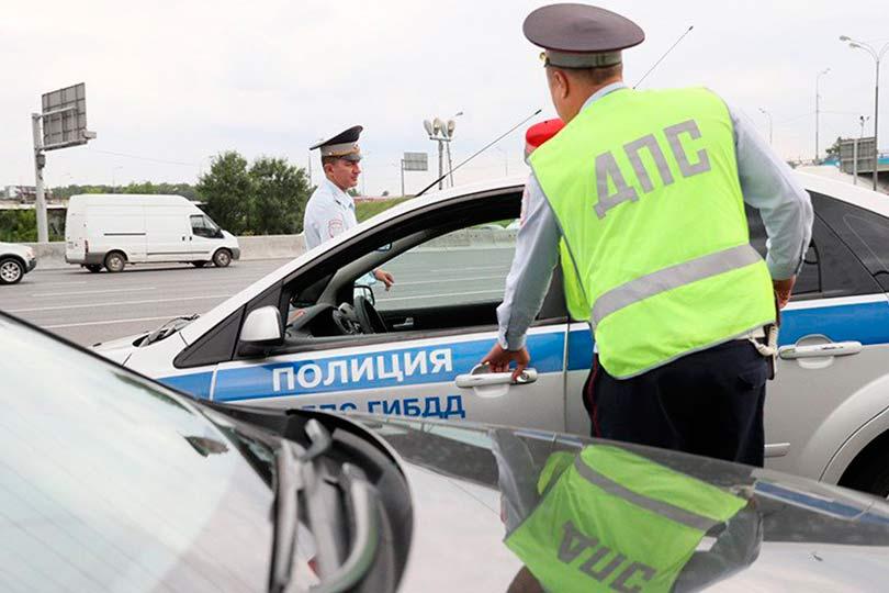 ДПС Москва