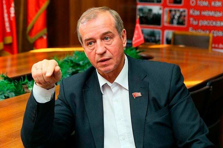 В российских СМИ ведется целенаправленная атака на губернатора Левченко, теперь к ней подключился Путин
