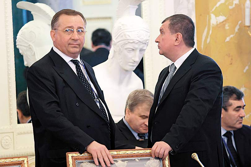 Сечин и Токарев