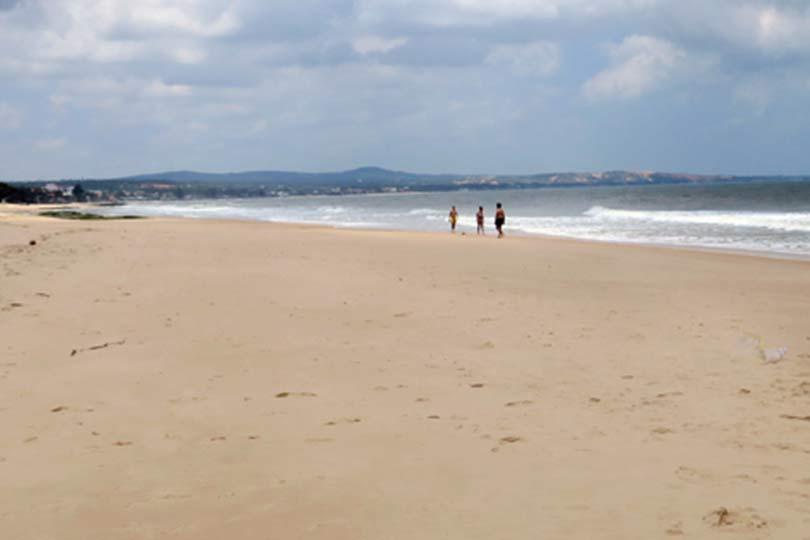 Пляж в Муйне