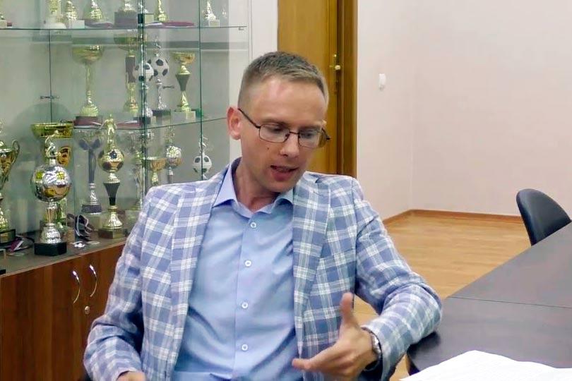 Сергей Савостьянов