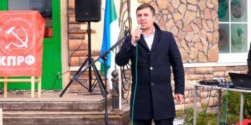 Депутат Николай Бондаренко