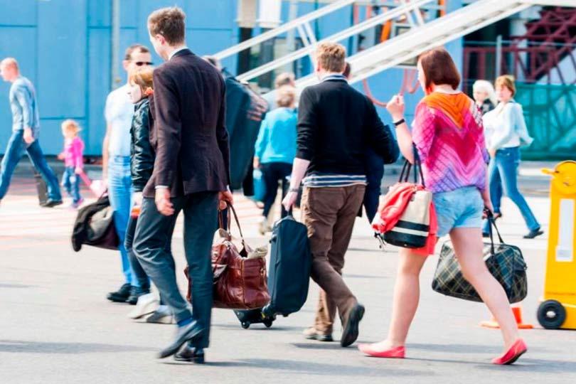 Отъезд Молодежи