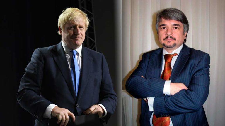 Ростислав Ищенко неожиданно поддержал неоднозначного британского премьера Бориса Джонсона