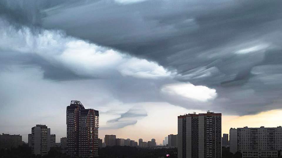 Падение кислорода в Москве