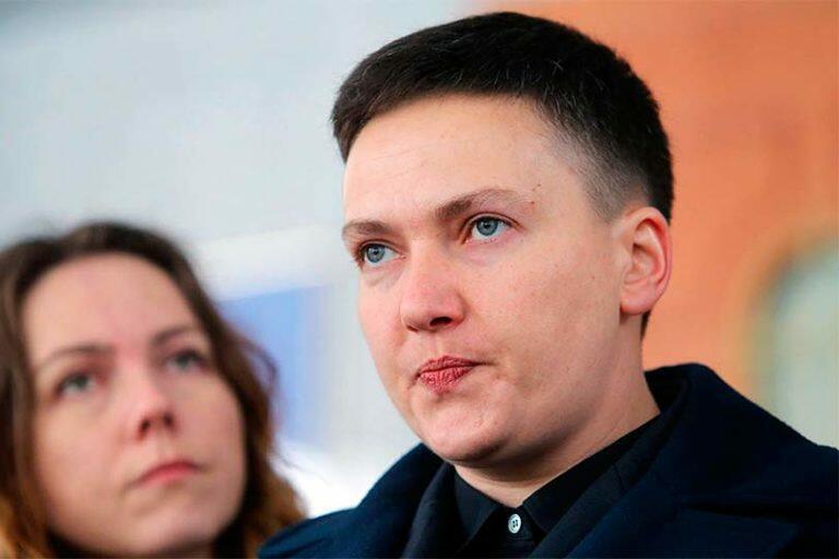 Экс-депутат ВР Украины Савченко заявила, что Зеленский в отличии от Порошенко хочет закончить войну на Донбассе