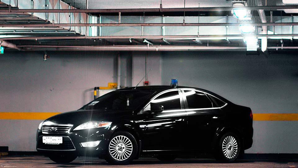 Правительственный Ford Mondeo