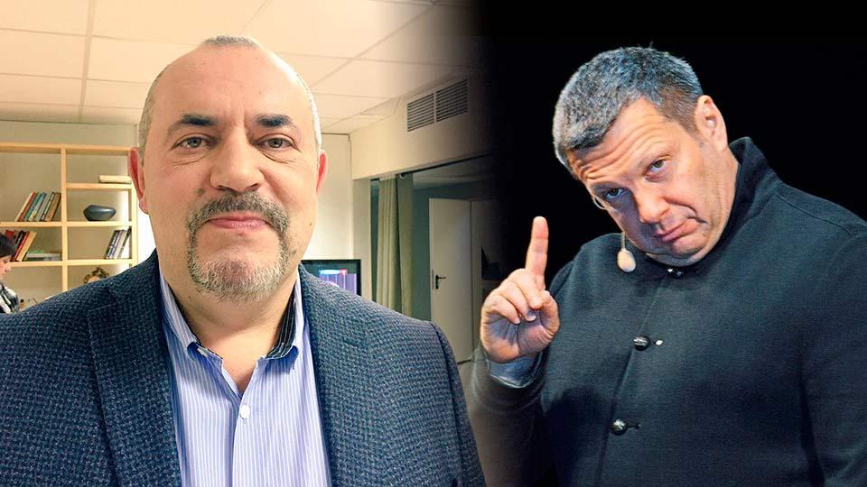 Соловьев и Надеждин