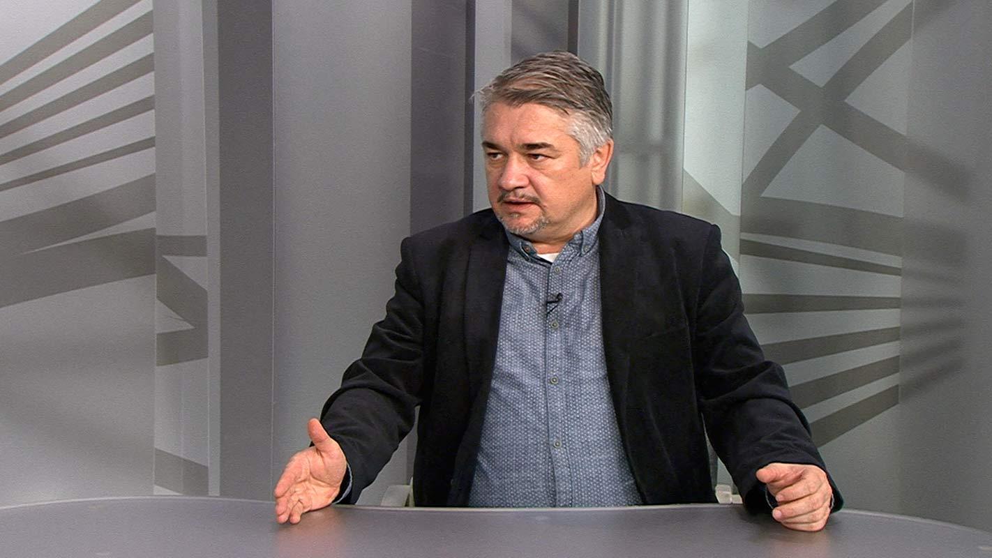Политолог Ищенко