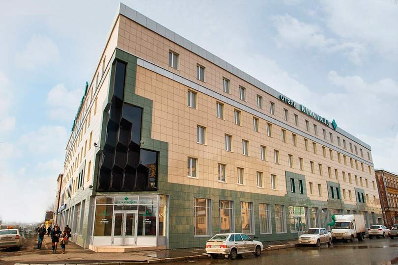 Отель Кристалл в Казани